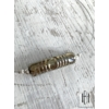 Kép 1/2 - Arany csigamintás hengeres egymedálos nyaklánc