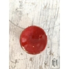 Kép 1/2 - Piros tányéros egymedálos nyaklánc