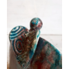 Kép 1/2 - Zöld-bronz angyal
